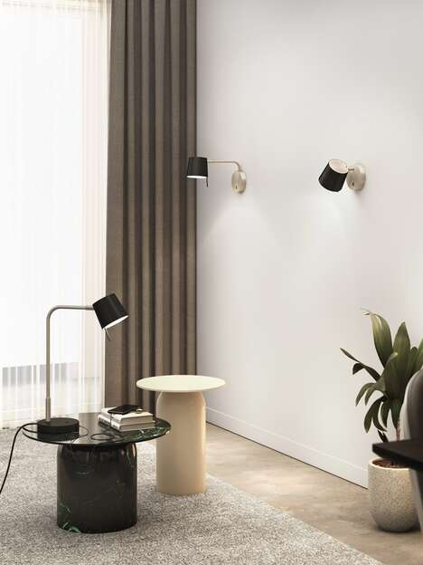 Tapered Compact Lighting Collections