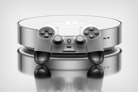 Rounded Pro-Grade Gamer Consoles