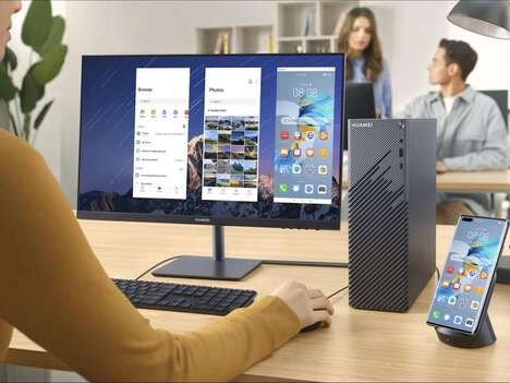 Compactly Capable Desktop PCs
