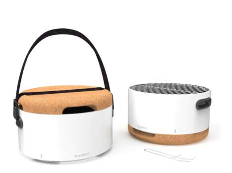 Portable Tabletop Barbecues