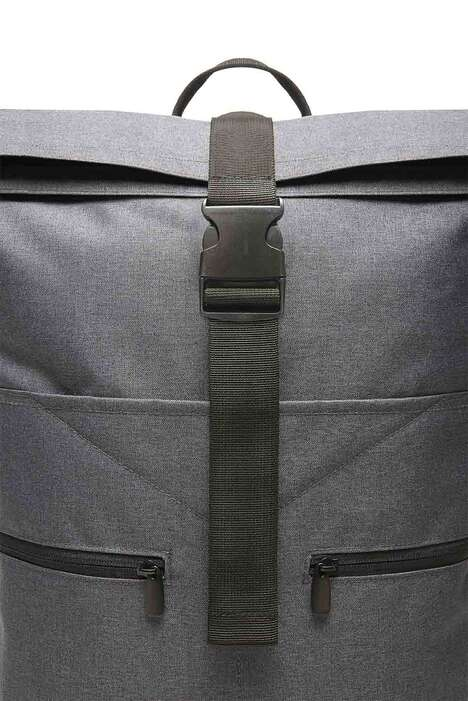 Reimagined Roll-Top Backpacks