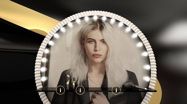 Immersive Hair Experiences