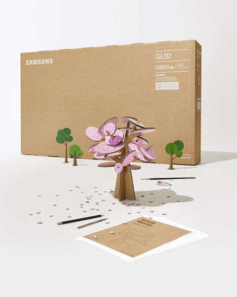 Play-Inspired Cardboard Packaging