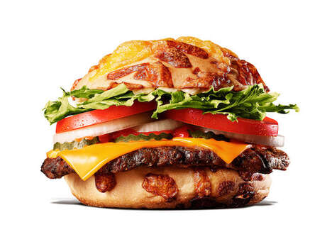 Aesthetically Unappealing Burgers