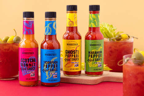 Globally Inspired Hot Sauces