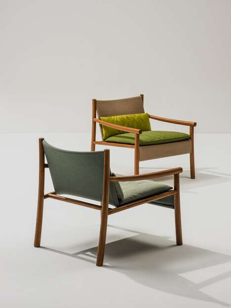 Tradition-Based Lounge Chairs