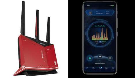 Robust eSports-Ready Routers
