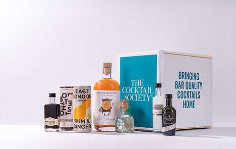 Customizable Cocktail Kits