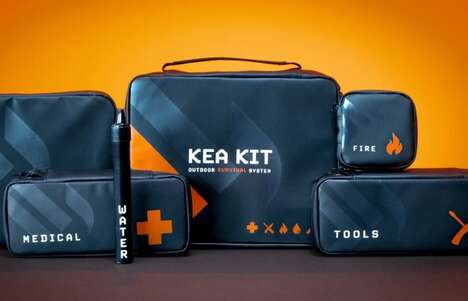 Complete Emergency Survival Kits
