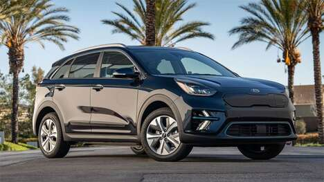 Affordably Priced Electric CUVs