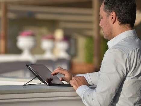 Ergonomic Productivity Tablet Cases