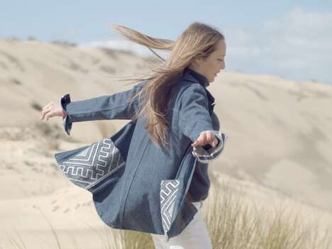 Sustainably Crafted Denim Jackets
