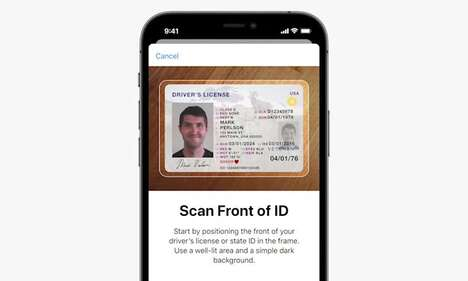 Digitized Government IDs