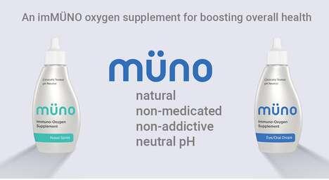 Super Oxygenating Immunity Sprays