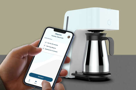 Goal-Oriented Coffee Makers