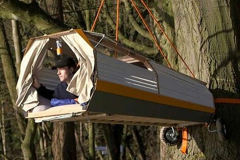 Bike-Friendly Camper Trailers