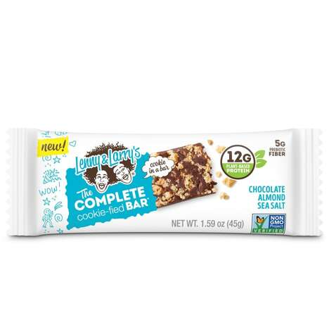 Cookie-Style Protein Bars