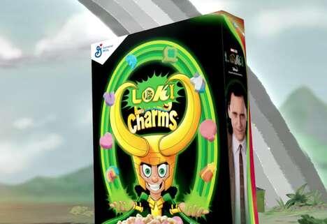 Horned Villain Cereals