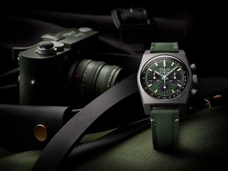 Adventurous Luxury Timepieces