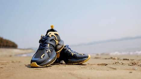 Aerospace Tech Sneakers
