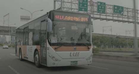 Autonomous Public Transportation Buses