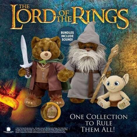 Epic Fantasy Plush Toys