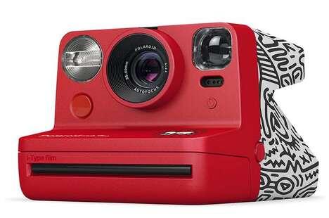 Iconic American Artist Cameras