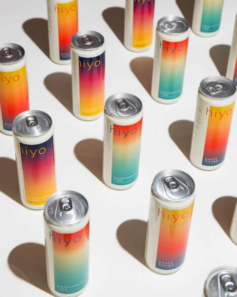 Occasion-Focused Alcohol-Free Drinks