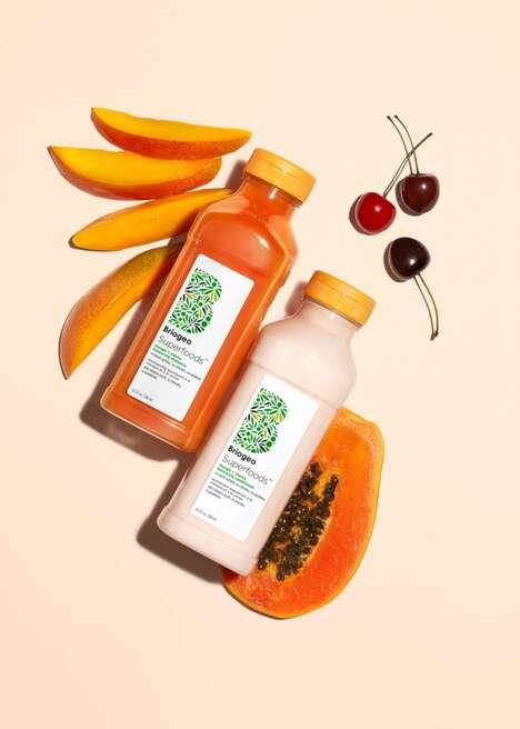 Fruit Smoothie Shampoos