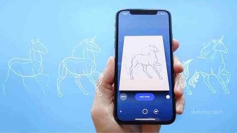 NFT-Integrated Art Apps