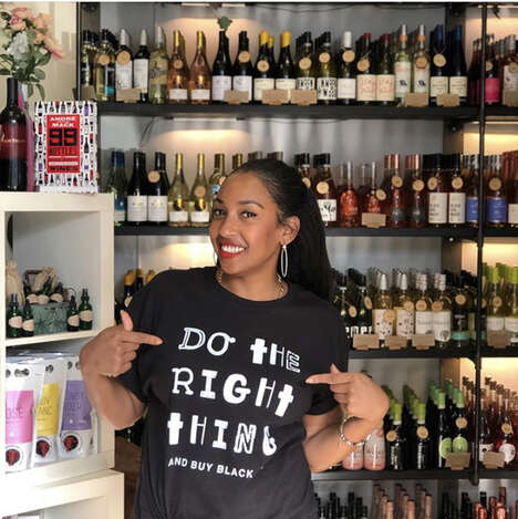 Black-Owned Wine Selections