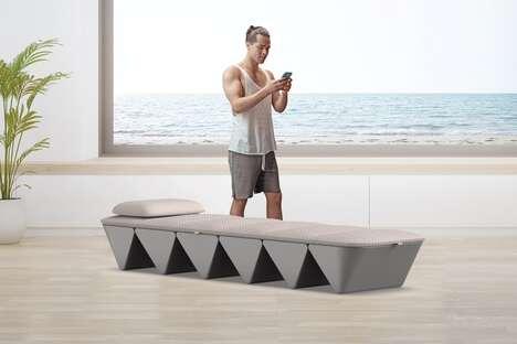 Modular Meditation Beds