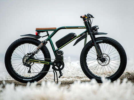 Limited-Edition Off-Road eBikes