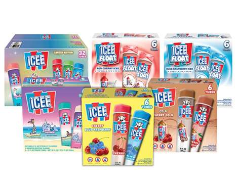 Specialty Frozen Treat Collections