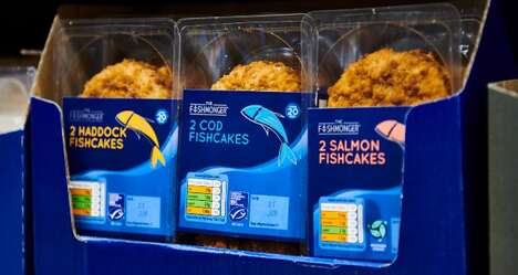 Recycled Seafood Packaging