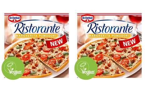 Vegan-Friendly Frozen Pizzas