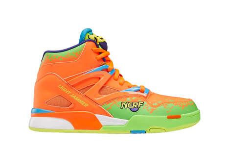 Toy Blaster Sneakers
