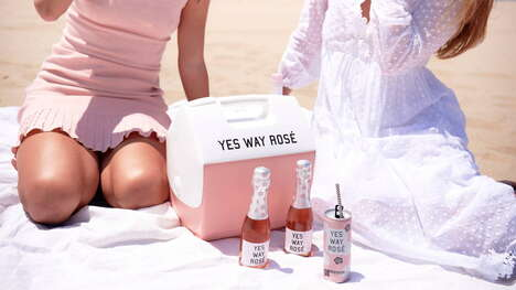 Limited-Edition Rosé Coolers
