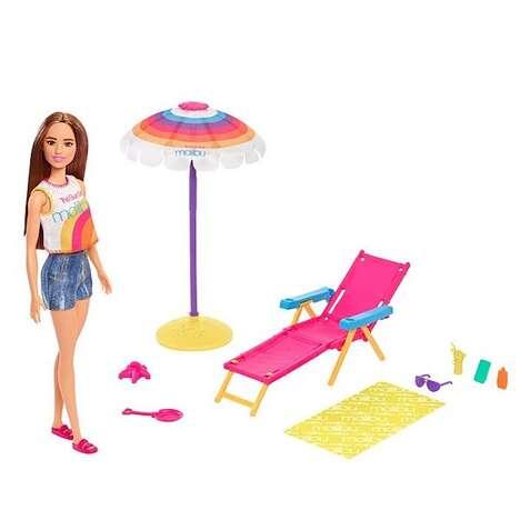 Ocean Plastic Fashion Dolls