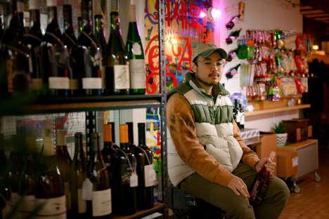 Korean-Style Bodega Wine Shops