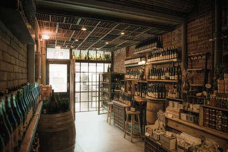 Restaurant Wine Shop Pivots