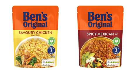Inclusive Rebranded Rice Products