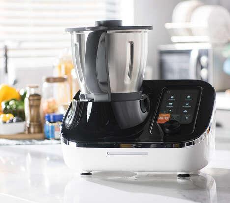 Innovative Smart Food Processors