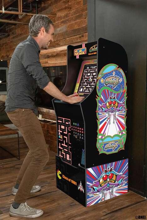 Classic Arcade Cabinets