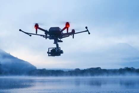 Robust Aerial Photography Drones