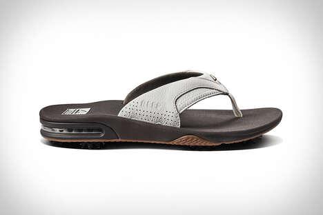 Grippy Golf Course Sandals