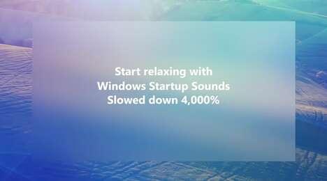 Meditative Software Music
