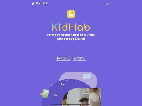 Collaborative Healthy Habit Apps
