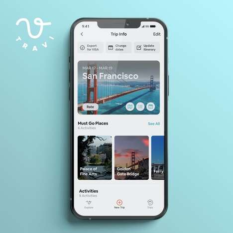 Hassle-Free Travel Planning Apps