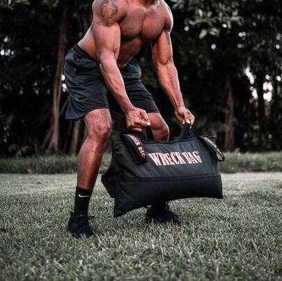 Sand-Free Athletic Training Bags